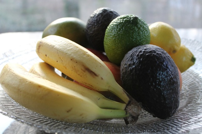 Avacados and Bananas