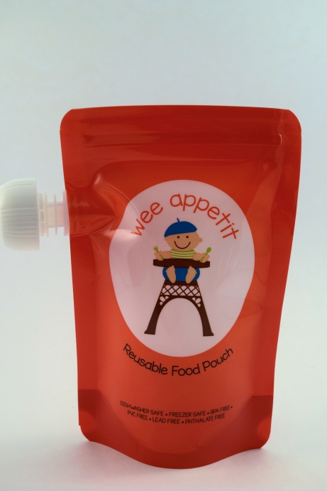 Wee Appetit Food Pouch (Front)